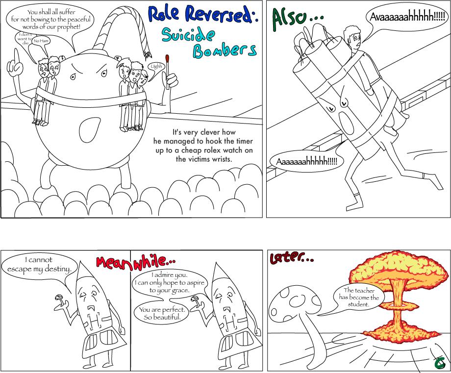 Bombs Revenge
